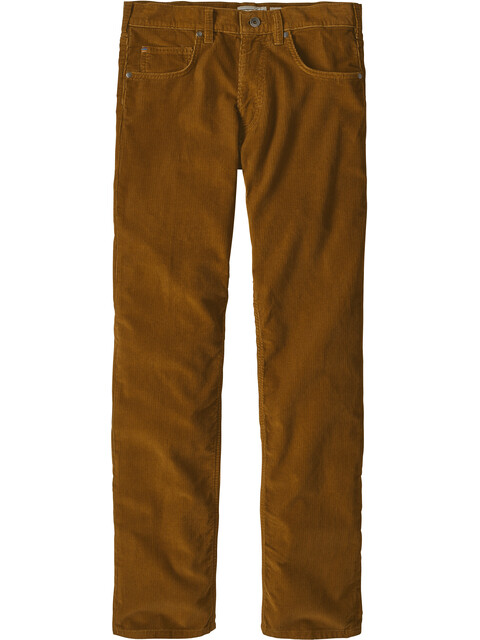 Patagonia M's Straight Fit Cords Bence Brown